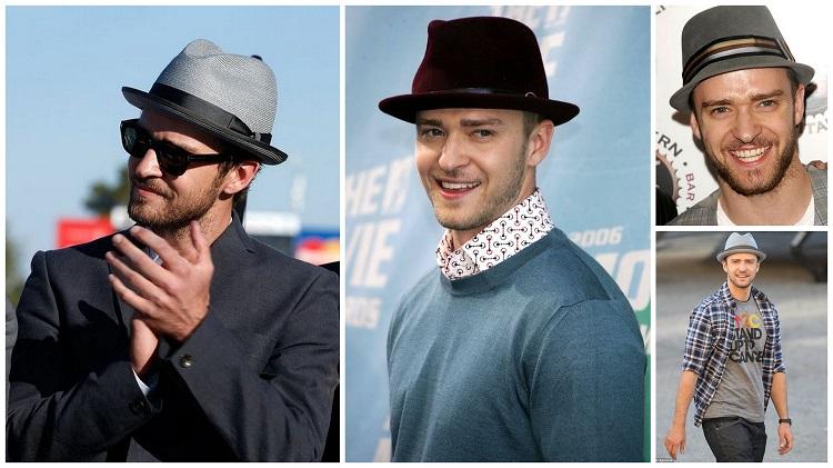 789621d67891f Oba nakrycia głowy stały się wyznacznikiem stylu Justina Timberlake'a,  który naprawdę wie, co w modzie piszczy. Może warto sprawdzić, czy możecie  być jak ...