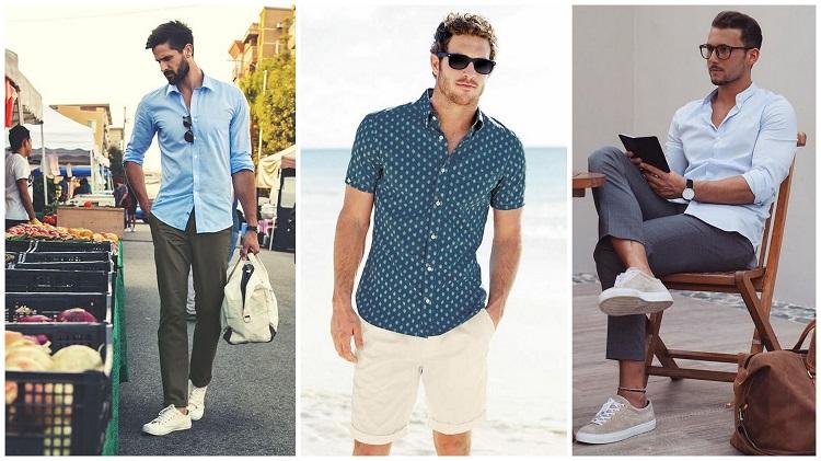 Męska koszula: na wierzch czy w spodnie?   JUSTYNA KOWALCZE  Im0qL