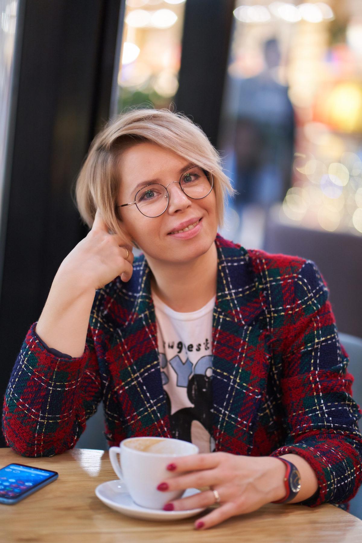 Justyna Kowalcze Osobista Stylistka radzi, co zrobić, by poczuć się piękniej.
