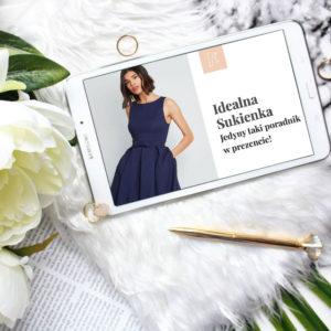e-book o sukienkach i stylizacjach